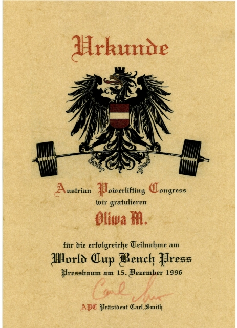 Certyfikat--Puchar-Swiata---Austria