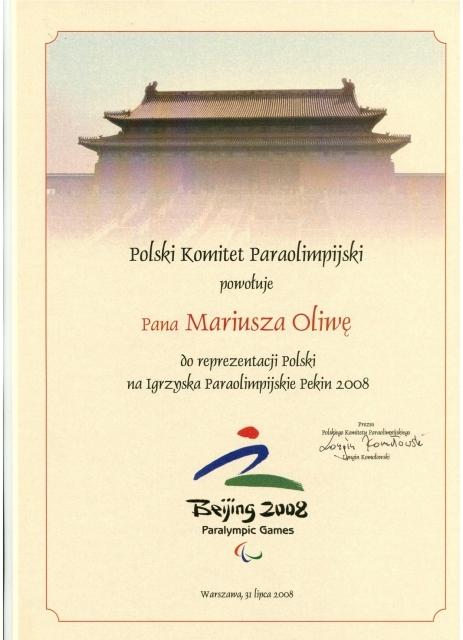 Nominacja-Paraolimpijska-Pekin-2008