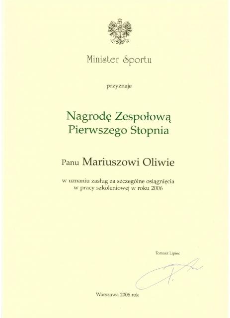 nagroda-Ministra-Sportu-i-Turystyki-za-prace-szkoleniowa